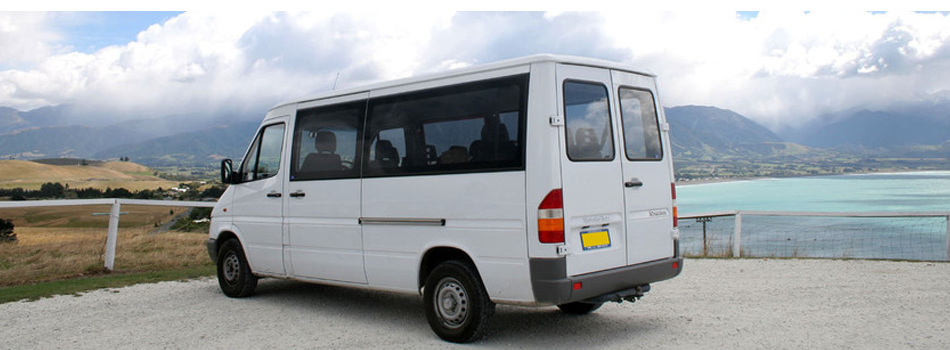 8 seater hire helensburgh